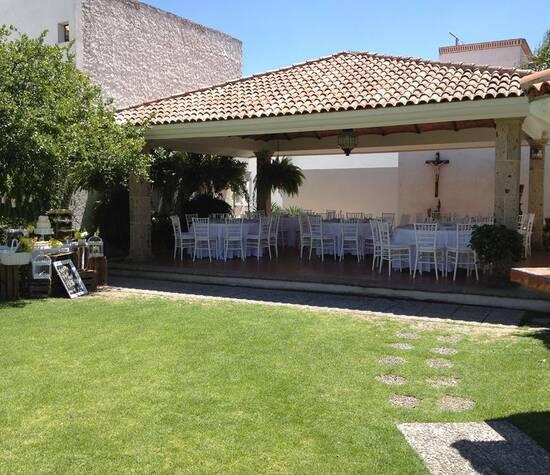 Jardín La Terraza Opiniones Fotos Y Teléfono