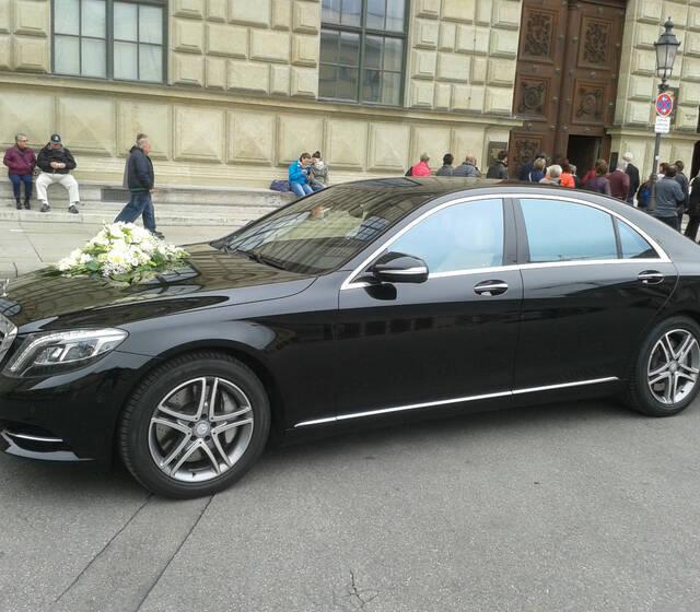 Beispiel: Mercedes, Foto: Munich-Drivers.
