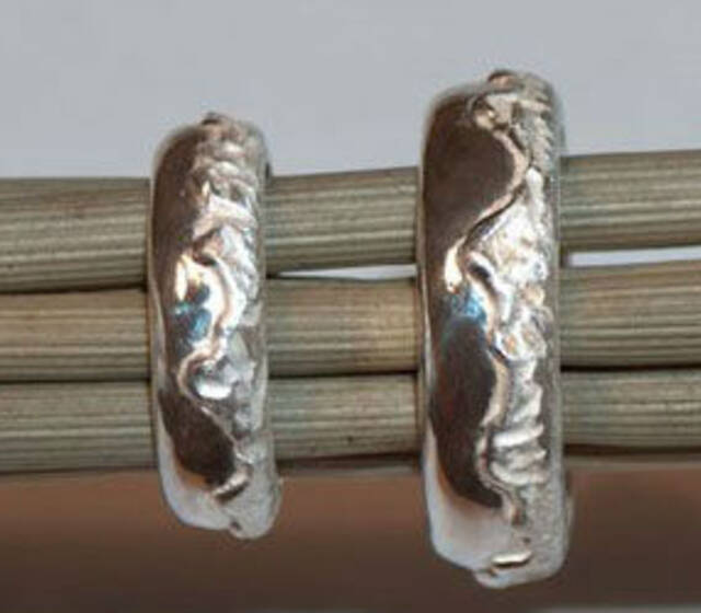 Beispiel: Ringe, Foto: Tom Urben Goldschmied.