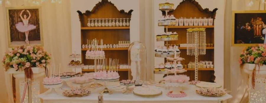 Detalles con Ángel Eventos   (Montajes de dulce, salado, frituras; galerías fotográficas, mobiliario especial)