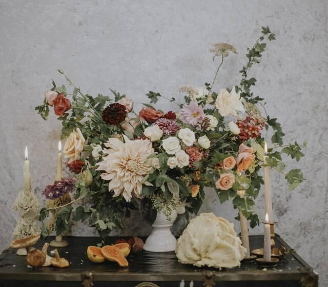 Urnas florales