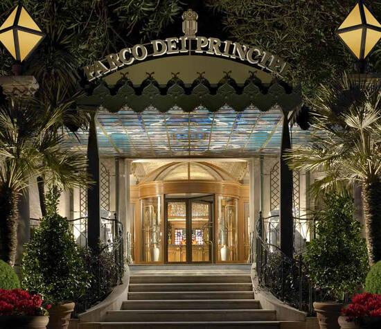 """Risultato immagini per grand hotel parco dei principi roma"""""""