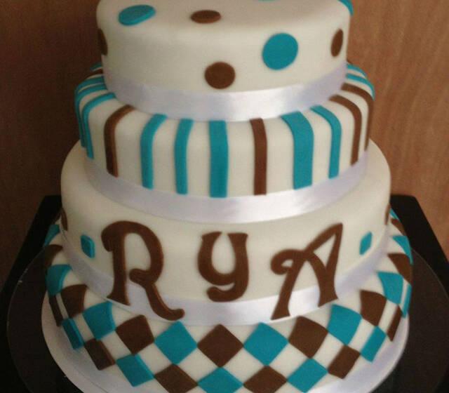 La sobriedad hecha pastel