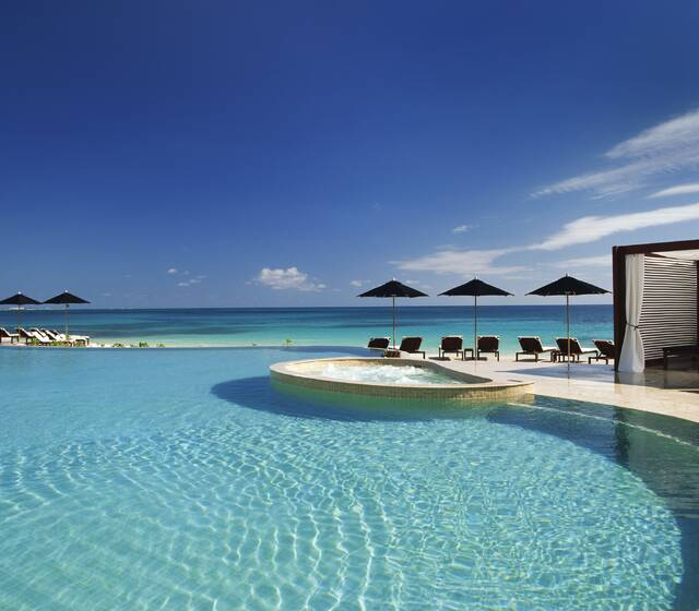 Hotel de Ultra Lujo en la Riviera Maya