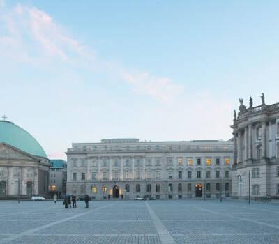 Beispiel: Außenansicht, Foto: Hotel de Rome.