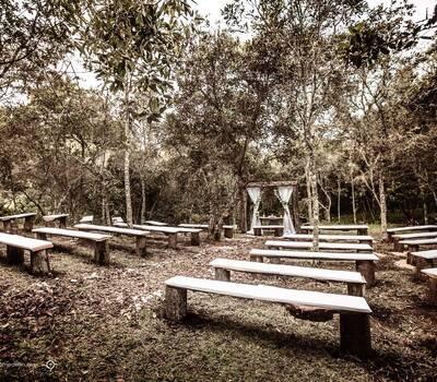 Ceremonia en Bosque - Cariva Eventos