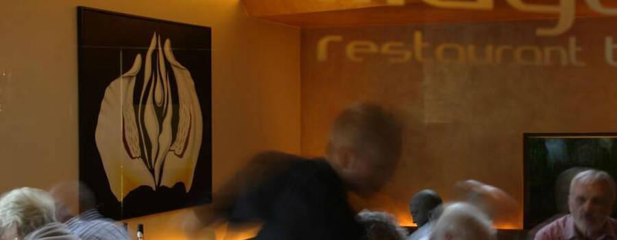 Beispiel: Ambiente im Restaurant, Foto: Magellan.