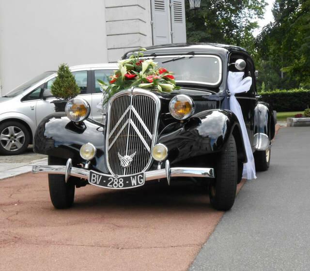 location de voitures anciennes pour mariage