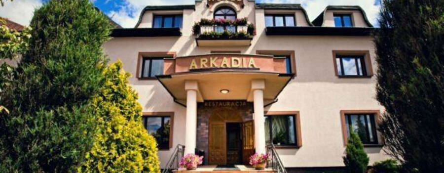 Hotel i restauracja Arkadia