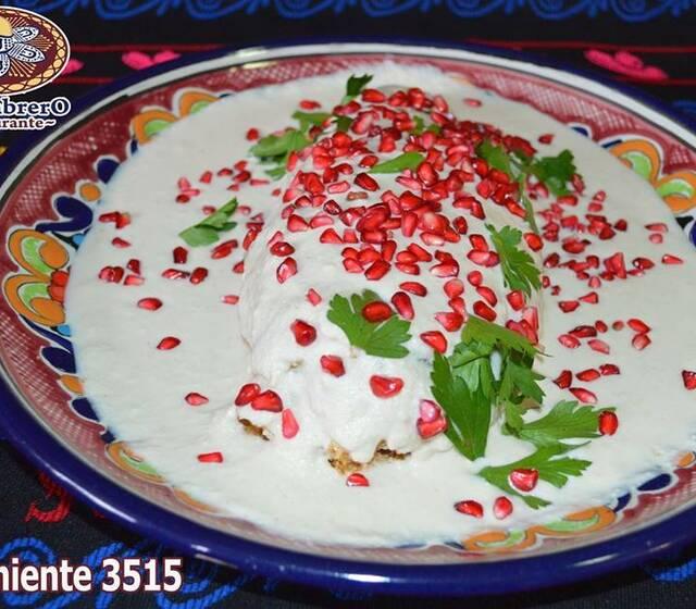 El Sombrero Restaurante Típico Mexicano - Opiniones 8675ea92bea