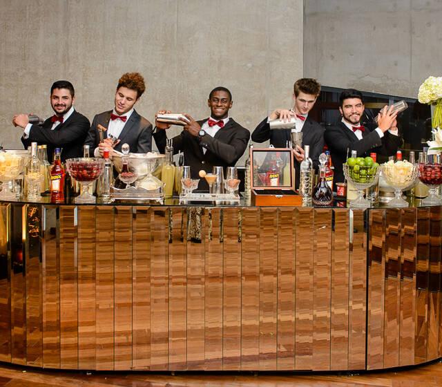 New Open Bar