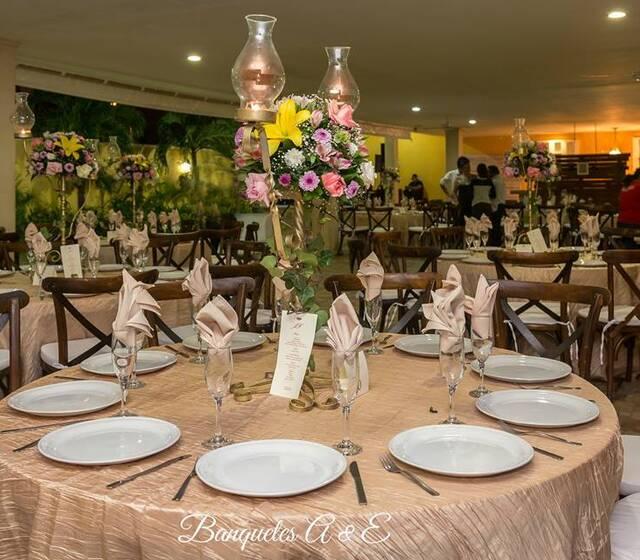 Banquetes A & E