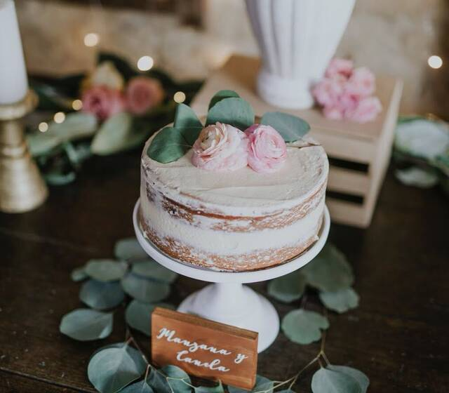 Foto: @serendipityphotolove  Wedding planner: Un sueño de boda