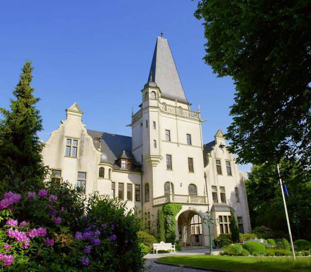 """Foto: """"Schloss Tremsbüttel, Außenansicht"""""""