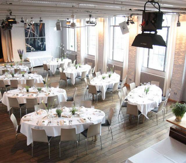 Kunstsalon Location Hochzeit