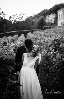 Mariage au Domaine des Bidaudières