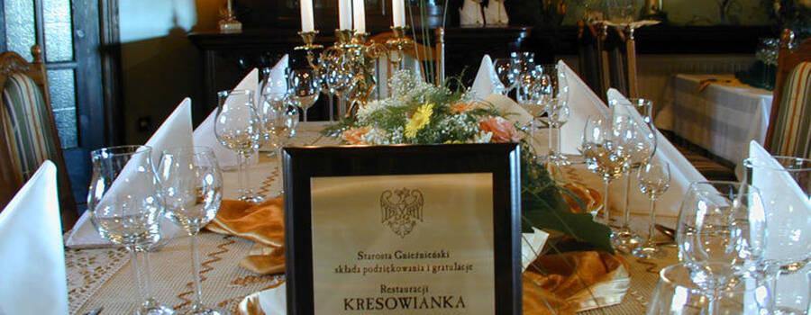Restauracja Kresowianka Hotelu Ogonowski