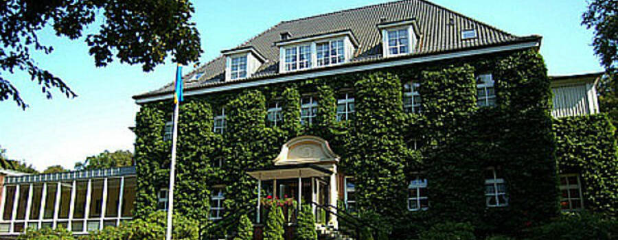 Beispiel: Aussenansicht, Foto: Romantik Hotel Kieler Kaufmann.
