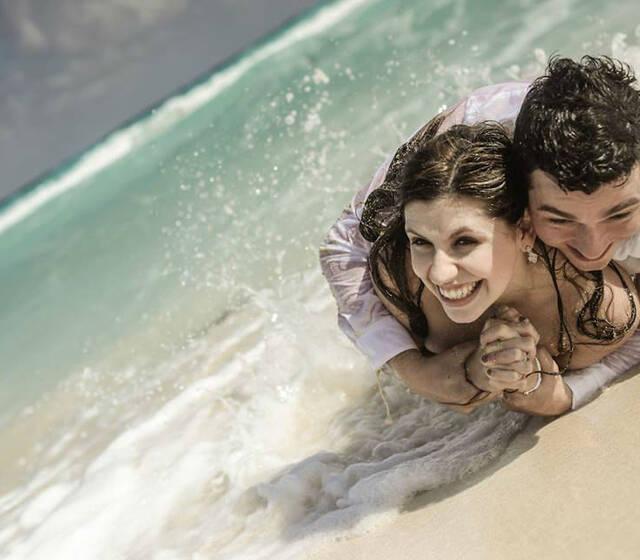 Rwanda Weddings, fotógrafos de boda en Playa del Carmen