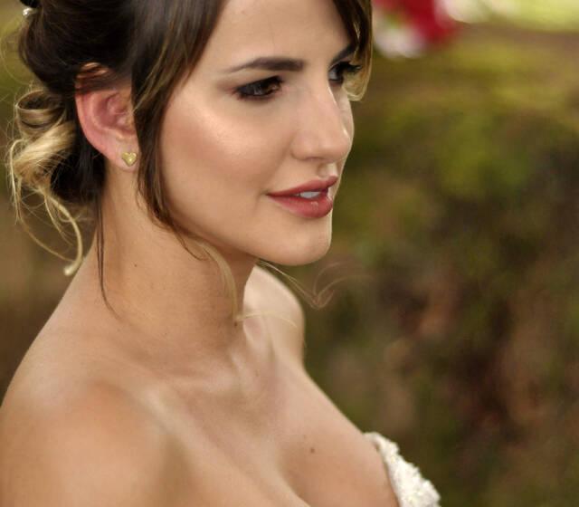 El maquillaje de cada novia es muy especial, enfocada en ella, su personalidad y su estilo de boda ♥