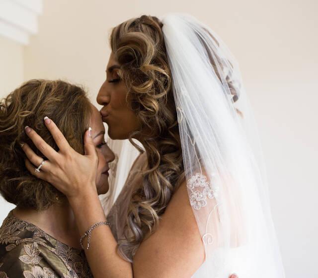 Mother of bride