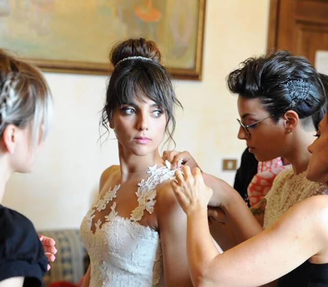 Valentina Guarnieri Make-up