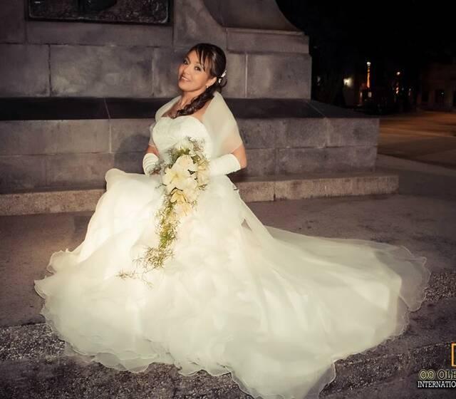 Vestidos de novia en punta arenas chile