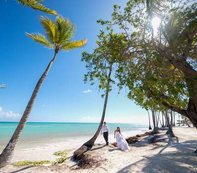 Trash the dress em Punta Cana | Renata Vaamonde Assessoria