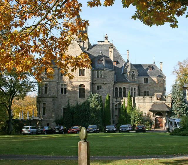Beispiel: Außenansicht, Foto: Schloss Garvensburg.