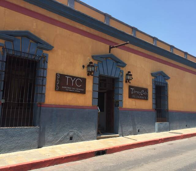 Restaurante Tierra y Cielo