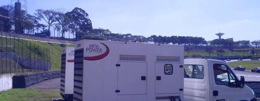 Mega Power Grupos Geradores
