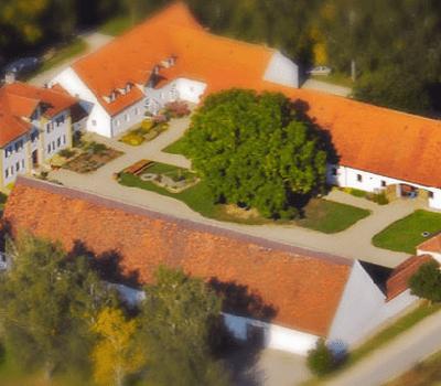Beispiel: Vierseitenhof, Foto: Gut Sedlbrunn.