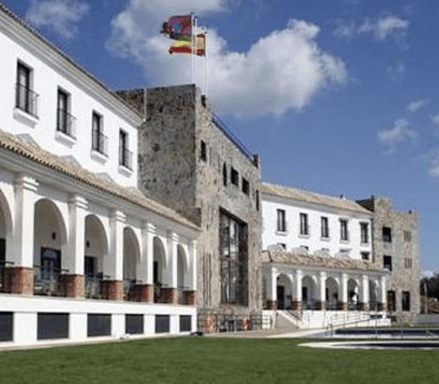 Hotel Aracena Park.
