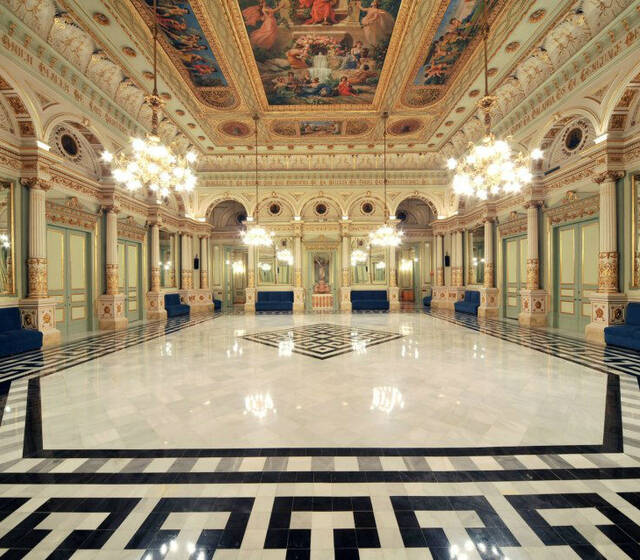 Gran Teatro del Liceo de Barcelona.