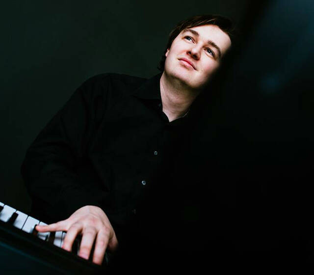 Beispiel: Florian Geibel - The Pianoman, Foto: Florian Geibel - The Pianoman.