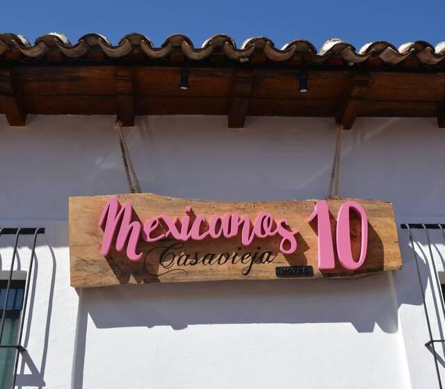 Hotel Mexicanos 10