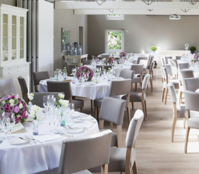 Beispiel: Räumlichkeiten, Foto: Restaurant Schifflände.