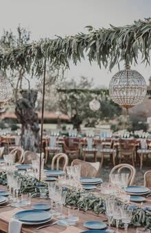 Banquete campo olivares