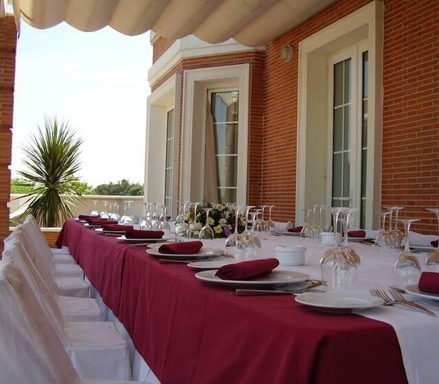 Alquiler menaje de hosteler a bodas for Menaje hosteleria