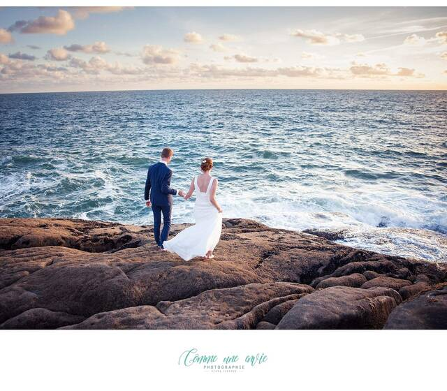 Comme une Envie photographie mariage