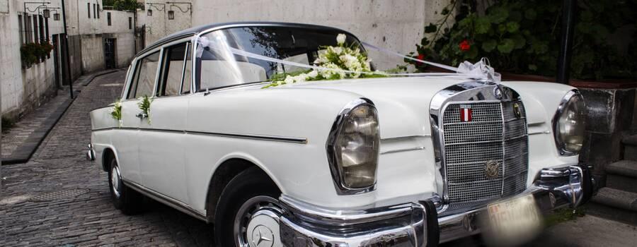 Mercedes Benz modelo 230s de 1967