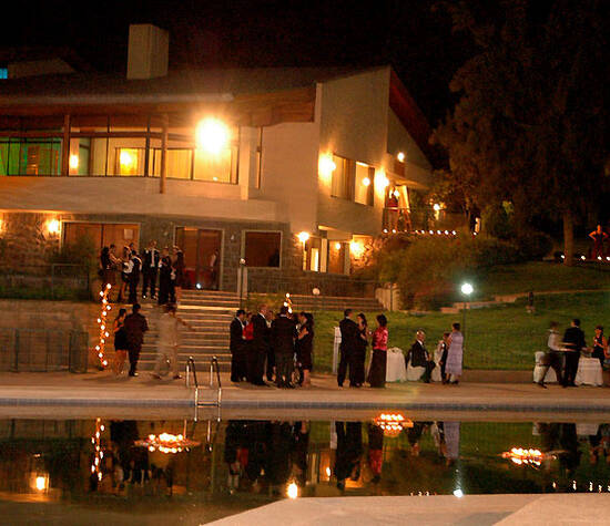 Casa De Campo La Reina Opiniones Fotos Y Teléfono