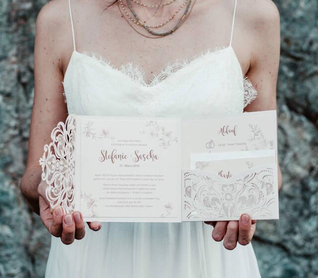 Hochzeitskarten Pocket