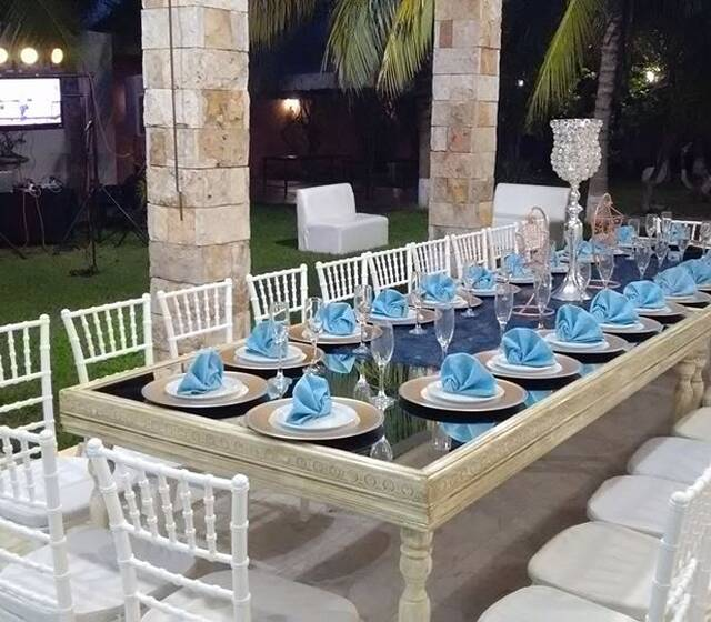 Virgin Banquetes Weddings