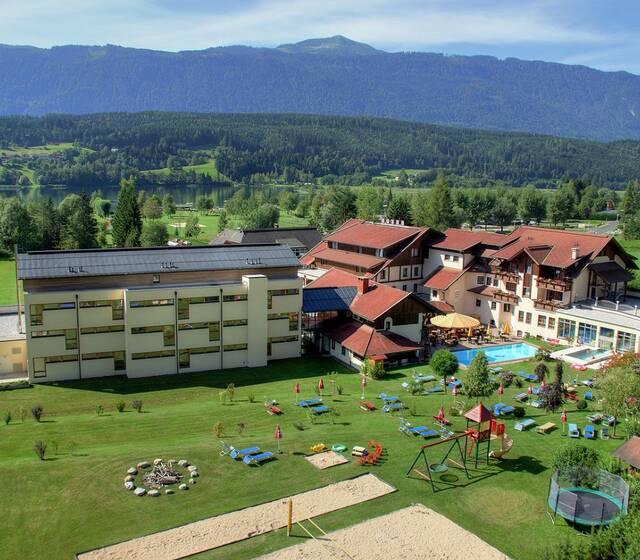 Beispiel: Hotel, Foto: Alpen Adria.