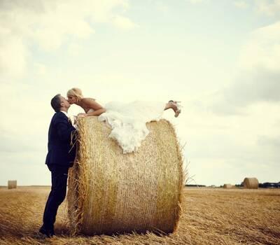 Foto: Engel der Hochzeit
