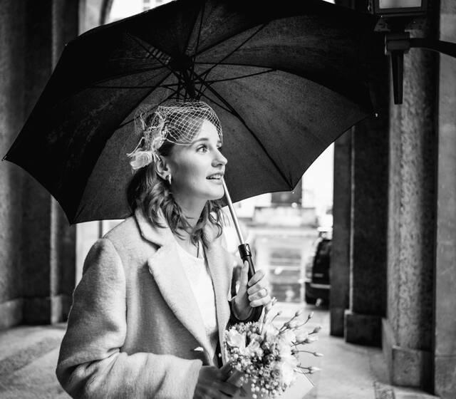 Hochzeit im Standesamt Berlin Mitte