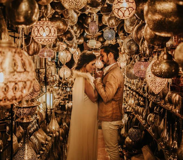 Jessie & Salva - Marrakech Wedding