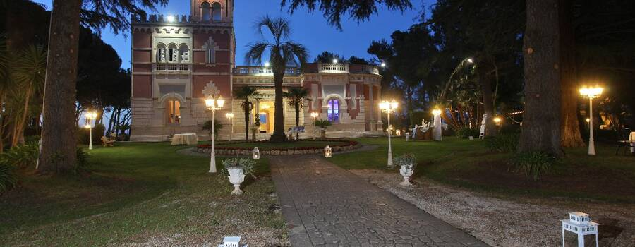 Ingresso Villa Maria