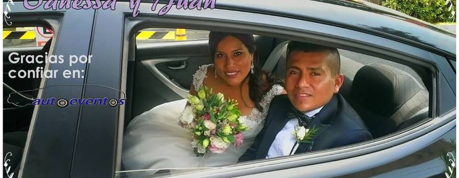 Vanessa y Juan